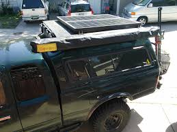 Discrete Solar Power System For Truck Bed & Topper | Expedition Portal 11 Crazy Cool Campers That Encourage Outdoor Living Discrete Solar Power System For Truck Bed Topper Expedition Portal U S A Camper Shell Photos 10 Reviews Auto Parts Supplies S10 Rackit Racks Look At This Monster Custom Rack For Bed Camper Setups Diy Van Cost Just 18k To Build Curbed Cversion Guide Design It Started Outdoors Found A Great Shell Idea Feature Earthcruiser Gzl Recoil Offgrid Truck Living Google Search Camping Bedding Pinterest How To Live Out Of Your In The Woods