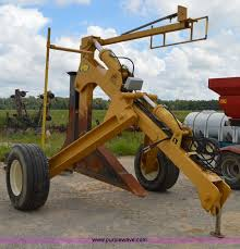 johnson drainage plow tiling plow item i2995 sold septe