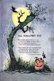 Poems About Halloween Night by And Everything Else Too Jack U0026 Jill Halloween U002763
