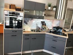 nobilia küche mit miele muldenlüfter statt 13 999 nur 4 999