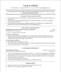 Resume Objective Examples Recent Graduates As