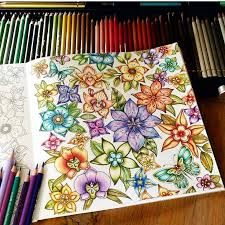Flower Coloring Ideas Tips