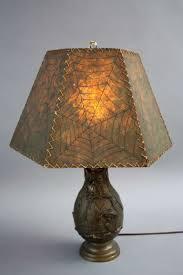 Mica Lamp Shade Company by Early 1900s Japanese Lamp With 1920 U0027s Lamp Shade At 1stdibs