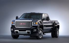 100 Sierra Trucks For Sale GMC Pressroom United States 2500HD Denali 2500HD
