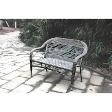 White Patio Chairs Walmart by Furniture Walmart Wicker Furniture Lounge Chair In Black For