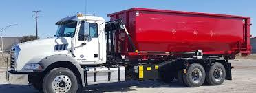 100 Roll Off Truck Rental Rent Dumpster In San Antonio Container