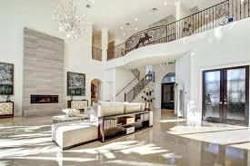 high ceilings living room upsite me