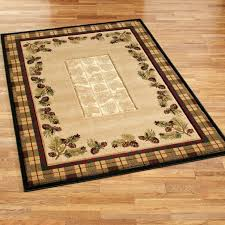 Cabin Rugs Beautiful Large Rustic Area Chic For