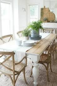Little Farmstead New Chairs And Greenery In The Dining Room