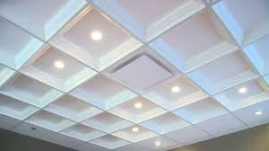 Ceilume Coffered Ceiling Tiles by Novacrown Coffered Ceiling Tile Demo Youtube