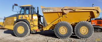 Deere 410E Articulating Dump Truck For Sale John Off Highway-Dump ...