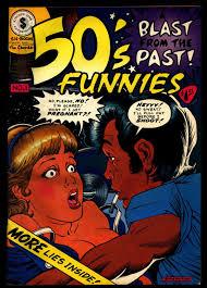 Kitchen Sink Film 1959 by 50 U0027s Funnies Kitchen Sink Stout Bissette Shaw Veitch Mature