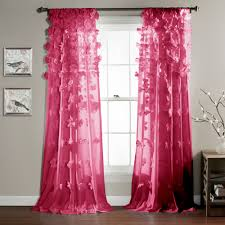 Lush Decor Serena Window Curtain by Curtains An Often Forgotten Makeover Homescapes Europa Ltd Idolza