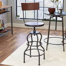 End Table With Lamp Attached Walmart by Furniture Kitchen Island Design With Attached Table Bar Stools