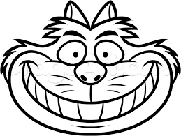 Best Cheshire Cat Coloring Pages 55 About Remodel Books With