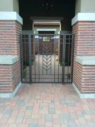 100 Contemporary Gate CONTEMPORARY GATES Colletti Doors