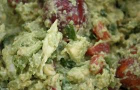 Pumpkin Barfing Guacamole Tasty by Food Megagood