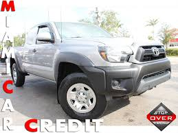 2014 Used Toyota Tacoma Base At Miami Car Credit LLC Serving Miami ... 2014 Toyota Tundra Supercharged With Go Rhino Front And Rear Preowned 4wd Truck Sr Crew Cab Pickup In Tacoma Doubcab Nampa 1770a Kendall Used Regular Pricing For Sale Edmunds Limited First Drive Motor Trend Certified Std 4 Door Grandfalls Windsor Nl 9890a Test 1794 Edition Review Car Pro 2wd Ltd For Sale Features 95 Of Buyers Agree With Dan Neil Not