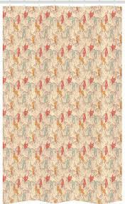 abakuhaus duschvorhang badezimmer deko set aus stoff mit haken breite 120 cm höhe 180 cm schmetterling tupfen motten muster kaufen otto