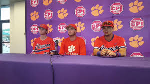 Clemson Baseball || Lee, Barnes, Williams, Pinder - 5/6/17 - YouTube H Lee Barnes Reading From Talk To Me James Dean Youtube Barnesey5 Twitter Min Jin Wikipedia Silas 1882 D Genealogy Grant Book Signing For In Loving Memory Of Asa Photos Theleebarnes Tim Bnerslee Back School Pictures 5 Your Little Ones Big Day Tarynlee Taryn_x21