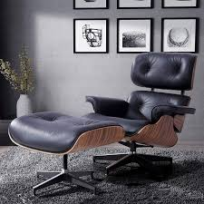 LAGRIMA Eames Lounge Chair With Ottoman, Mid Century Palisander Chair, 100%  Grain Italian Leather Living Room Recliner With Heavy Duty Base Support ... 20 Eames Lounge Chair Designs Gorgeous Fniture Home Stock Photos Images Ottoman White Version Easily With By Herman Miller Molded Plywood Metal Base Transitional Office Design Using Black Leather Swivel New Dims Ash Coated Premium Nero Whiteeamesloungechair Interior Ideas Pedro Useches Coatrack Joins A Charles And Ray Lounge Chair 15 Ways To Style Chairs In Your Luxe Interiors For 1479 Vs Fine