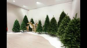 Fraser Fir Artificial Christmas Tree by Realistic Artificial Christmas Tree Youtube