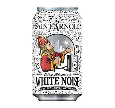 St Arnolds Pumpkinator 2014 by Saint Arnold Dry Hopped White Noise Now Available In Texas And