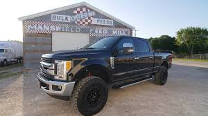 100 18x10 Truck Wheels 2017 F250 Super Duty Leveled On 37s Method Race MR312 And
