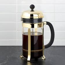 Bodum R Chambord Gold 34 Ounce French Press