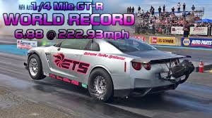 1 Mile World Record Video