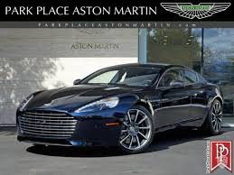 2017 Aston Martin Rapide in United States for sale on JamesEdition