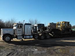 Heavy Equipment Hauling – Molteni Trucking