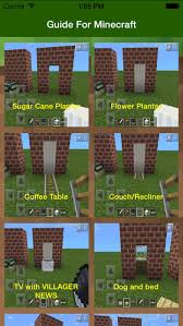Free Furniture For Minecraft PE Pocket Edition Furniture for