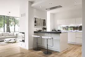 das herzstück küche modern offen open glas weberhaus