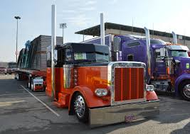 100 Davis Trucking Friday March 27 MATS Show And Shine Another Sharp Pair Of Petes