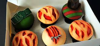 Freddy Krueger Pumpkin by One Two Janine Lister U0027s A Nightmare On Elm Street Cupcakes Are