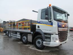New DAF 32 Ton Truck 003 | Ambrose Plant Hire