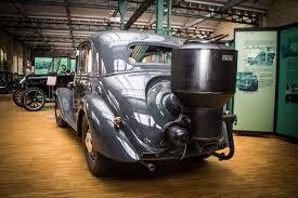 100 Wood Gasifier Truck World War II Mercedes Limo Is A Furnace On Wheels