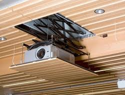 Rulon Wood Grille Ceiling by 9wood Styles