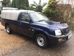 Mitsubishi L200 4x2 Single Cab Truck | In Maidstone, Kent | Gumtree