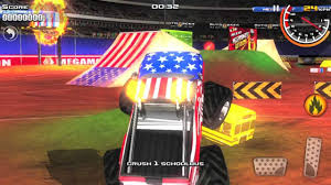 Level Eight Brings MegaStunt Mayhem To The App Store As Free ... Review Monster Truck Destruction Enemy Slime Buy Saffire Webby Remote Controlled Rock Crawler Drive Level Eight Brings Megastunt Mayhem To The App Store As Free Jam Mobile Game New Features November 2014 Youtube Mmx Racing Featuring Wwe Apk Mod V1138623 Data Unlimited Money Mtdmonster Review 2013 Fun Time Games Developing Dont Forget The Basher Rc Car Action Joe Mganiello Guest Voicing Blaze And Machines