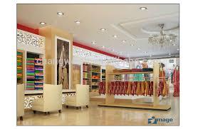 Modern Women Clothing Shop Displays
