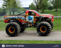 Monster Truck Stock Photos & Monster Truck Stock Images - Alamy Monster Trucks At Lnerville Speedway A Compact Carsmashing Truck Named Raminator Leith Cars Blog The Worlds Faest Youtube Truck That Broke World Record Stops In Cortez Its Raceday At Lincoln Speedway Racing Face Pating Optimasponsored Hall Brothers Jam 2017 Is Coming To Orange County Family Familia On Display Duluth Car Dealership Fox21online Monster On Display This Weekend Losi 118 Losb0219 Amain News Sports Jobs Times Leader