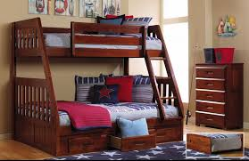 discovery world 2818 904 904 1 twin over full bunk bed merlot with