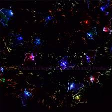3ft Pre Lit Berry Christmas Tree by 5ft 150cm Christmas Tree Fiber Optic Pre Lit Xmas Tree With