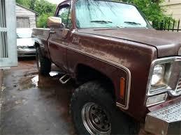 100 1979 Gmc Truck GMC Sierra For Sale ClassicCarscom CC1127296