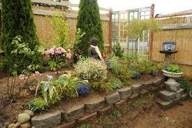 Decorative Garden Fence Border by 81 Fence Designs And Ideas Front Yard U0026 Backyard