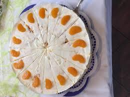 mandarinen joghurt torte