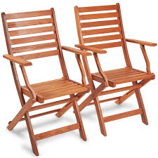 VonHaus Set Of 2 Wooden Folding Armchairs - Meranti Hardwood With Teak Oil  Stained Finish Hardwood Folding Garden Outdoor Patio Chairs Gardenised Brown Folding Wood Adirondack Outdoor Lounge Patio Deck Garden Chair Noble House Hudson Natural Finish Foldable Ding 2pack Chairs 19 R Diy Oknws Inside Wooden Chairacaciaoiled Fishing Buy Chairwood Fold Up Chairoutdoor Product On Alibacom Charles Bentley Fcs Acacia Large Sun Lounger Chairsoutdoor Fniture Pplar Recling Chair Outdoor Brown Foldable Stained Set Inoutdoor Solid Vintage Ebert Wels Rope Vibes Cambria Teak Outsunny 5position Recliner Seat 6 Seater
