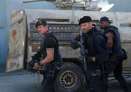 100 Sylvester Stallone Truck Jason Statham Had Neardeath Experience In Expendables 3 Stunt
